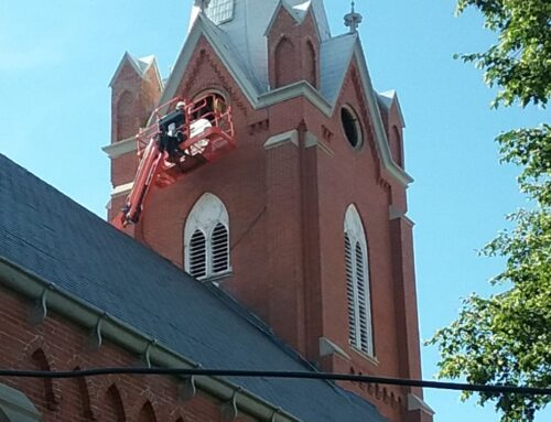 Bell Tower Renovation