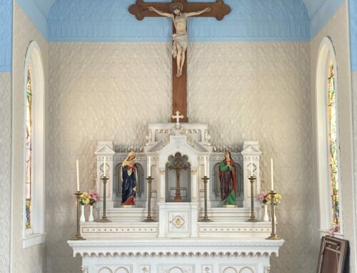 Chapel at St. Michael's Cemetery